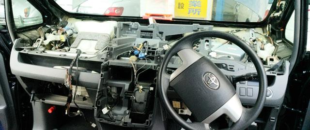 トヨタノア21年式 イモビライザー製作