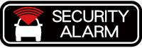 SECURITY.ALARAMダイハツ
