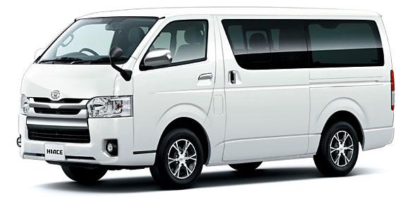 トヨタ-ハイエース