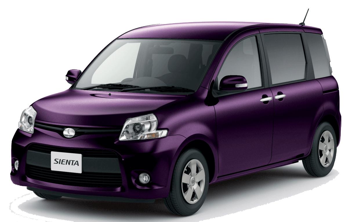 シエンタ-トヨタ