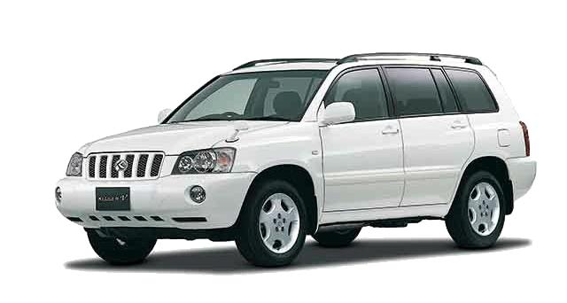 クルーガー トヨタ