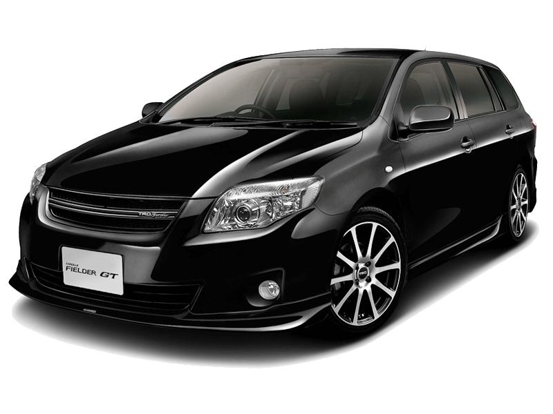 カローラーフィールダー トヨタ