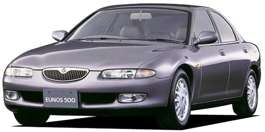ユーノス500