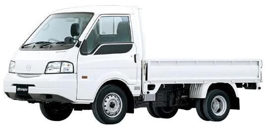 ボンゴ-トラック