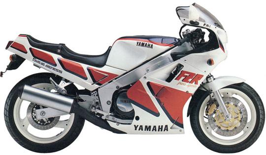 FZR750-ヤマハ