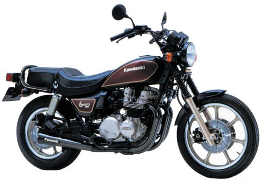 Z750 カワサキ バイク
