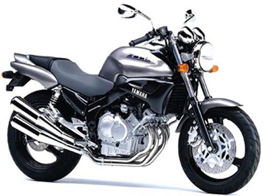 ジール ヤマハ バイク