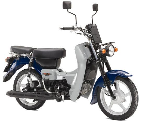 バーディー スズキ バイク