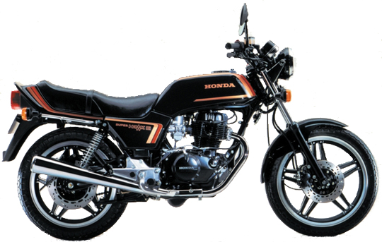 CB400D SUPER-HAWK-III ホンダ バイク