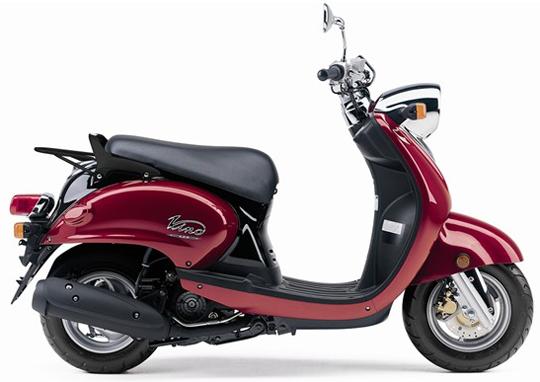 ビーノ125 ヤマハ バイク