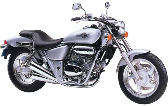 マグナ ホンダ バイク