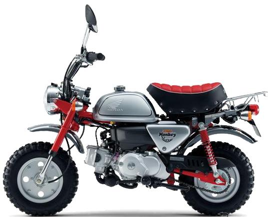 モンキー ホンダ バイク