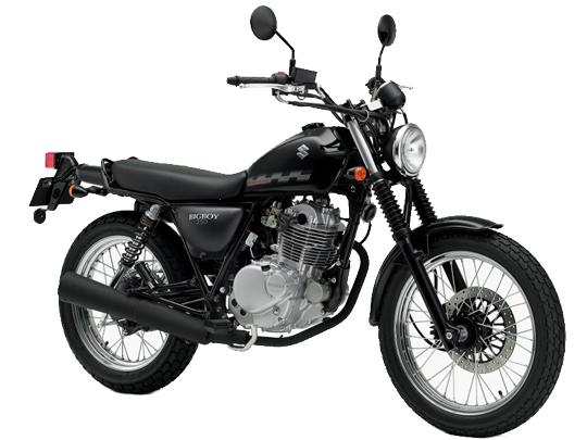 グラストラッカー-ビッグボーイ スズキ バイク