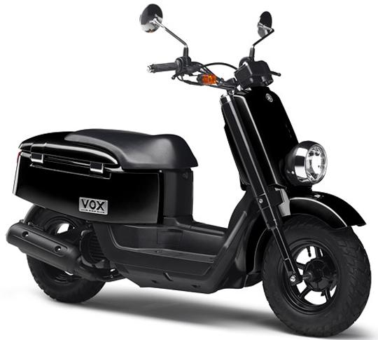 VOX ヤマハ バイク