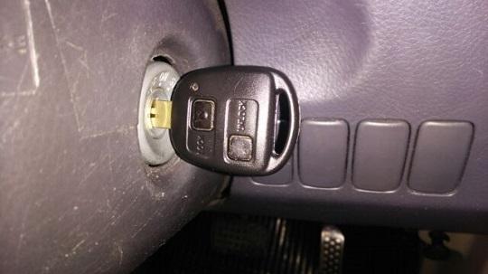 タント鍵修理完了