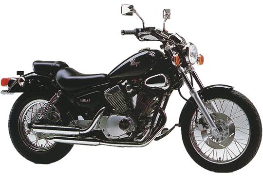 XV250ビラーゴ ヤマハ バイク