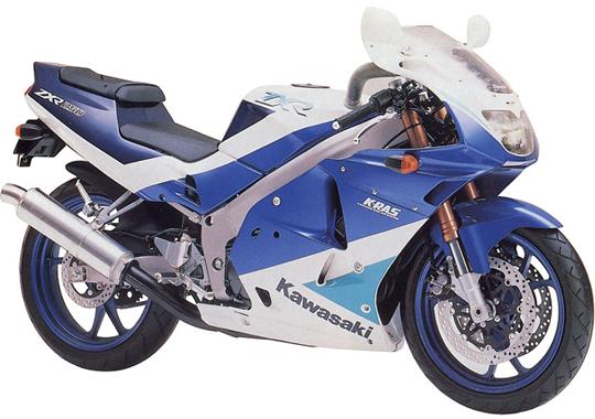 ZXR カワサキ バイク