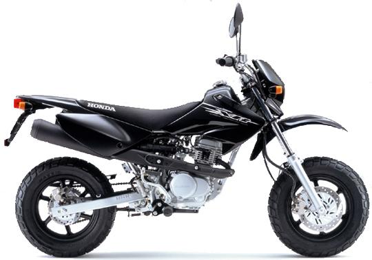 XR50モタード ホンダ バイク