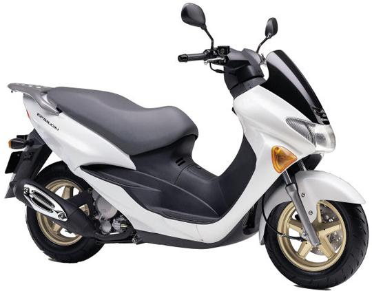 エプシロン カワサキ バイク