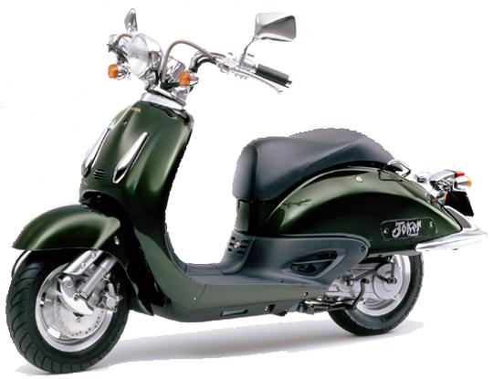 ジョーカー ホンダ バイク