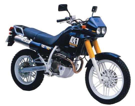 AX-1 ホンダ バイク