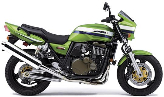 ZRX カワサキ バイク