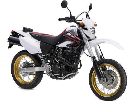 XR400モタード ホンダ バイク