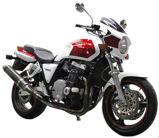 CB1000スーパーフォア ホンダ バイク
