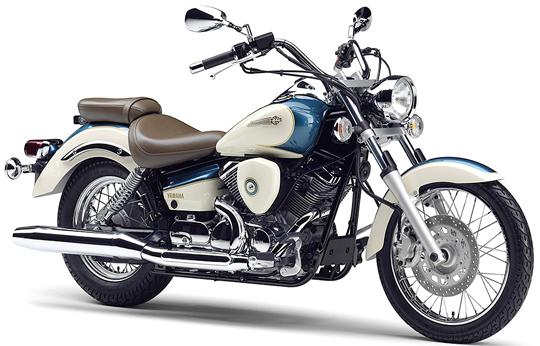 ドラッグスター250 ヤマハ バイク