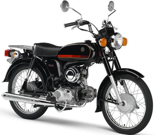 YB ヤマハ バイク