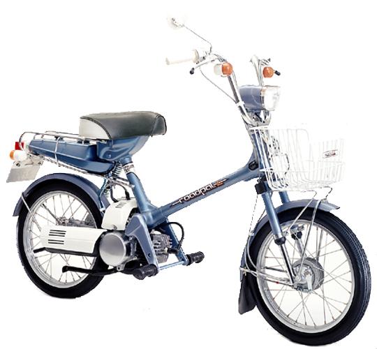 ロードパル ホンダ バイク
