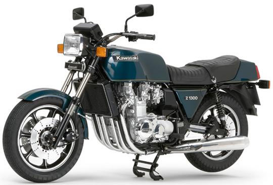 Z1300 カワサキ バイク