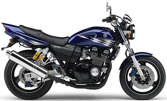 XJR400 ヤマハ バイク