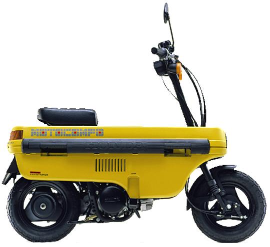 モトコンポ ホンダ バイク