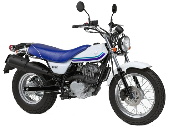 バンバン スズキ バイク