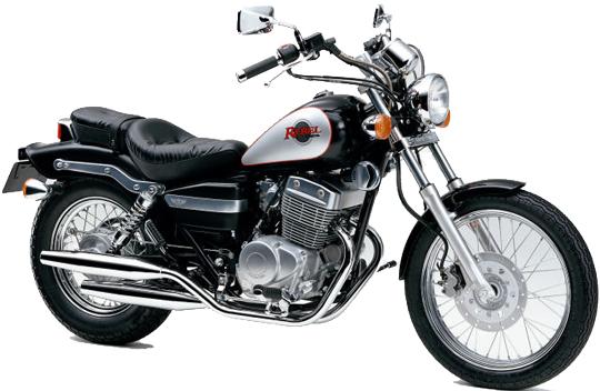 レブル ホンダ バイク