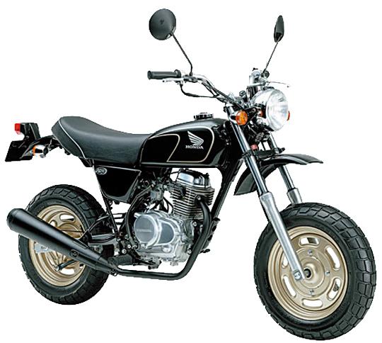 エイプ ホンダ バイク
