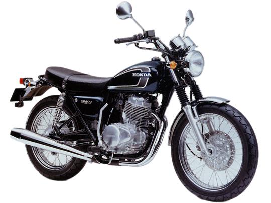 CB400SS ホンダ バイク