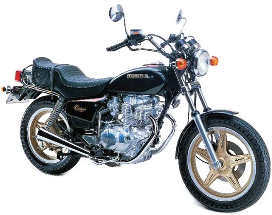 CB400T ホンダ バイク