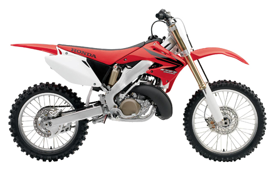 CR250R ホンダ バイク