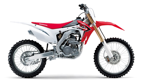 CR500R ホンダ バイク