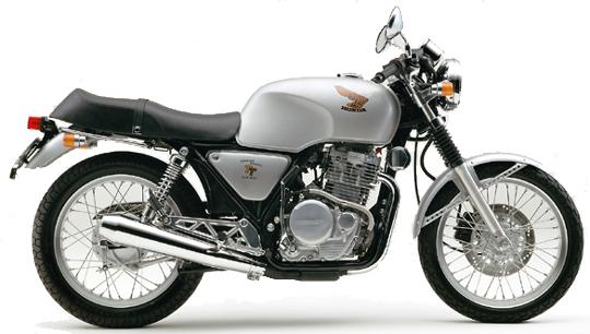 GB400TT ホンダ バイク