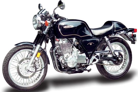 GB500TT ホンダ バイク