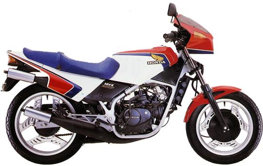 MVX250F ホンダ バイク