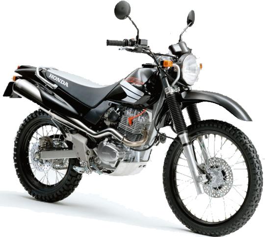 SL230 ホンダ バイク