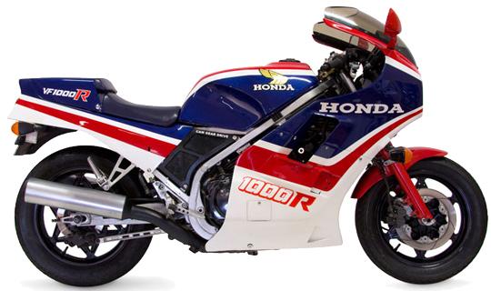 VF1000F ホンダ バイク