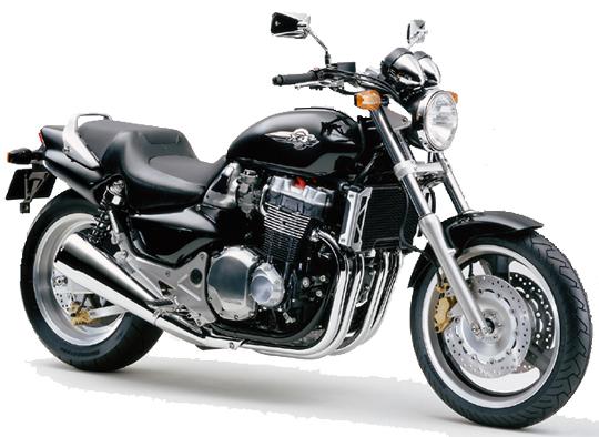 X4 ホンダ バイク