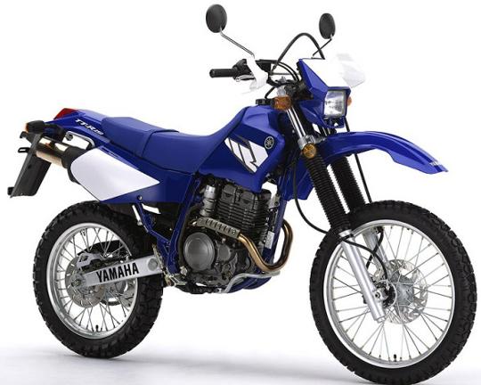 TT250R ヤマハ バイク