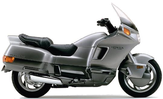 パシフィックコースト ホンダ バイク