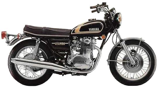 XS650 ヤマハ バイク